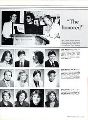 James Whitcomb Riley High School - Hoosier Poet Yearbook (South Bend, IN) online yearbook collection, 1983 Edition, Page 163