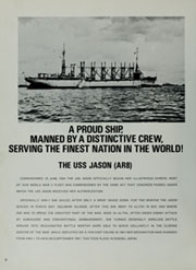 Jason (AR 8) - Naval Cruise Book online yearbook collection, 1971 Edition, Page 12