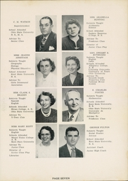 Page 11, 1952 Edition, Jefferson Area High School - J Hi Life Yearbook (Jefferson, OH) online yearbook collection