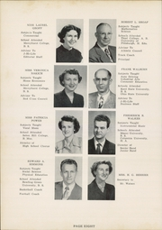 Page 12, 1952 Edition, Jefferson Area High School - J Hi Life Yearbook (Jefferson, OH) online yearbook collection
