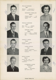 Page 16, 1952 Edition, Jefferson Area High School - J Hi Life Yearbook (Jefferson, OH) online yearbook collection