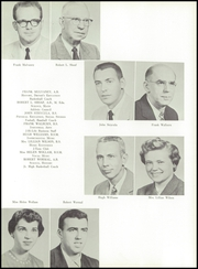 Jefferson Area High School - J Hi Life Yearbook (Jefferson, OH) online yearbook collection, 1956 Edition, Page 13 of 76
