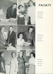 Page 11, 1960 Edition, Jefferson Area High School - J Hi Life Yearbook (Jefferson, OH) online yearbook collection