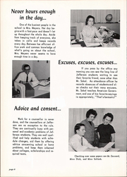 Jefferson High School - Archives Yearbook (Monroe, MI) online yearbook collection, 1966 Edition, Page 12