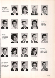Jefferson High School - Archives Yearbook (Monroe, MI) online yearbook collection, 1966 Edition, Page 71