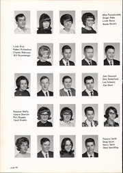 Jefferson High School - Archives Yearbook (Monroe, MI) online yearbook collection, 1966 Edition, Page 72 of 140