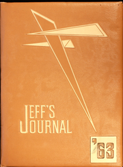 Jefferson Junior High School - Journal Yearbook (Rockford, IL) online yearbook collection, 1963 Edition, Cover
