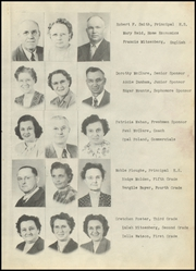 Jefferson Township High School - Yearbook (Kempton, IN) online yearbook collection, 1950 Edition, Page 13