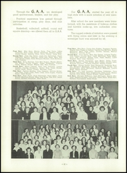 Jersey Community High School - J Yearbook (Jerseyville, IL) online yearbook collection, 1952 Edition, Page 44 of 104