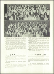 Jersey Community High School - J Yearbook (Jerseyville, IL) online yearbook collection, 1952 Edition, Page 45