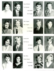 Jersey Community High School - J Yearbook (Jerseyville, IL) online yearbook collection, 1987 Edition, Page 34