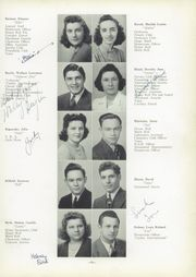 John Adams High School - Rebelry Yearbook (Cleveland, OH) online yearbook collection, 1941 Edition, Page 13