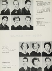 John H Reagan Senior High School - Pennant Yearbook (Houston, TX) online yearbook collection, 1954 Edition, Page 28