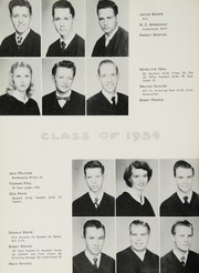 John H Reagan Senior High School - Pennant Yearbook (Houston, TX) online yearbook collection, 1954 Edition, Page 30