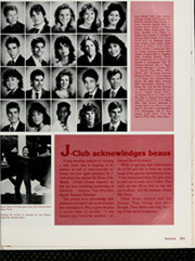 John Marshall High School - Horn Yearbook (San Antonio, TX) online yearbook collection, 1988 Edition, Page 267