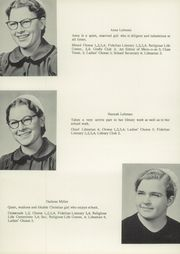 Johnstown Mennonite School - Mem O Re Yearbook (Johnstown, PA) online yearbook collection, 1953 Edition, Page 16