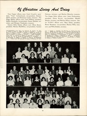 Joliet Central High School - Steelmen Yearbook (Joliet, IL) online yearbook collection, 1950 Edition, Page 77