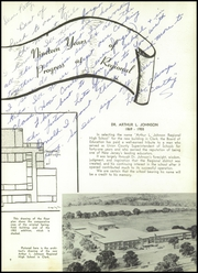 Jonathan Dayton High School - Regionalogue Yearbook (Springfield, NJ) online yearbook collection, 1956 Edition, Page 11 of 128