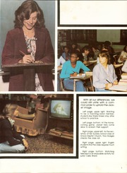 Jordan Vocational High School - Red Jacket Yearbook (Columbus, GA) online yearbook collection, 1981 Edition, Page 9