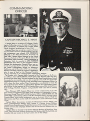 Jouett (CG 29) - Naval Cruise Book online yearbook collection, 1987 Edition, Page 9