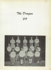 Junction City High School - Dragon Yearbook (Junction City, AR) online yearbook collection, 1959 Edition, Page 5