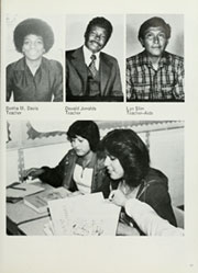 Kaibeto Boarding School - Cardinal Memories Yearbook (Kaibeto, AZ) online yearbook collection, 1979 Edition, Page 25