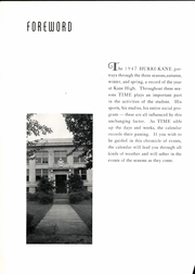 Kane Area High School - HurriKane Yearbook (Kane, PA) online yearbook collection, 1947 Edition, Page 8