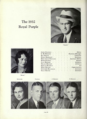 Kansas State University - Royal Purple Yearbook (Manhattan, KS) online yearbook collection, 1932 Edition, Page 136