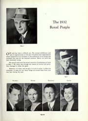 Kansas State University - Royal Purple Yearbook (Manhattan, KS) online yearbook collection, 1932 Edition, Page 137 of 418