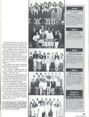 Kansas State University - Royal Purple Yearbook (Manhattan, KS) online yearbook collection, 1988 Edition, Page 193