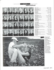 Kansas State University - Royal Purple Yearbook (Manhattan, KS) online yearbook collection, 2000 Edition, Page 351