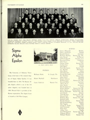 University of Kansas - Jayhawker Yearbook (Lawrence, KS) online yearbook collection, 1935 Edition, Page 269