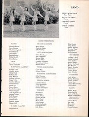 Katy High School - Tiger Echo Yearbook (Katy, TX) online yearbook collection, 1958 Edition, Page 73