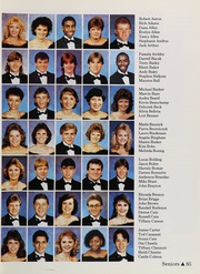 Katy High School - Tiger Echo Yearbook (Katy, TX) online yearbook collection, 1987 Edition, Page 89