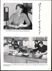 Kaynor Regional Vocational Technical High School - Panther Yearbook (Waterbury, CT) online yearbook collection, 1966 Edition, Page 15 of 164