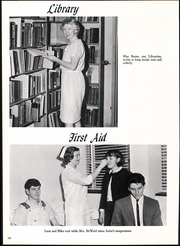 Kaynor Regional Vocational Technical High School - Panther Yearbook (Waterbury, CT) online yearbook collection, 1966 Edition, Page 16