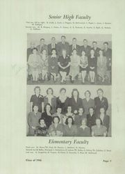 Kearsley High School - Echo Yearbook (Flint, MI) online yearbook collection, 1946 Edition, Page 7 of 84