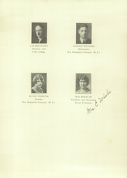 Keene High School - Salmagundi Yearbook (Keene, NH) online yearbook collection, 1929 Edition, Page 13