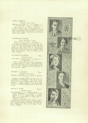 Keene High School - Salmagundi Yearbook (Keene, NH) online yearbook collection, 1929 Edition, Page 17