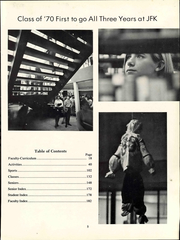 Kennedy High School - Profile Yearbook (Cedar Rapids, IA) online yearbook collection, 1970 Edition, Page 7