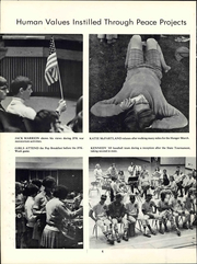 Kennedy High School - Profile Yearbook (Cedar Rapids, IA) online yearbook collection, 1970 Edition, Page 8 of 190