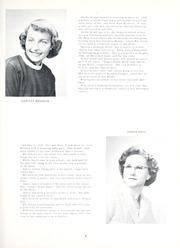Kensal High School - Arrowood Yearbook (Kensal, ND) online yearbook collection, 1954 Edition, Page 17 of 116