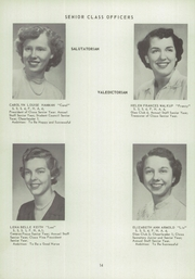 Kent High School - K Yearbook (Kentland, IN) online yearbook collection, 1951 Edition, Page 18