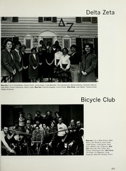 Kent State University - Chestnut Burr Yearbook (Kent, OH) online yearbook collection, 1983 Edition, Page 275