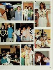 King Philip Regional High School - Chieftain Yearbook (Wrentham, MA) online yearbook collection, 1987 Edition, Page 17