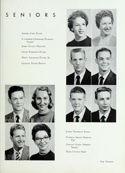 Kings Mountain High School - Milestones Yearbook (Kings Mountain, NC) online yearbook collection, 1959 Edition, Page 23 of 104