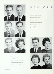 Kings Mountain High School - Milestones Yearbook (Kings Mountain, NC) online yearbook collection, 1959 Edition, Page 24