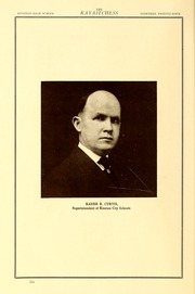 Kinston High School - Kay Aitch Ess Yearbook (Kinston, NC) online yearbook collection, 1924 Edition, Page 8 of 84