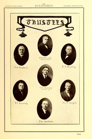 Kinston High School - Kay Aitch Ess Yearbook (Kinston, NC) online yearbook collection, 1924 Edition, Page 9