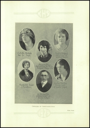 Kinston High School - Kay Aitch Ess Yearbook (Kinston, NC) online yearbook collection, 1925 Edition, Page 13